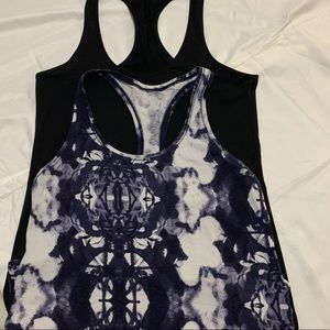 Bundle of 2 Lululemon Athletica tops